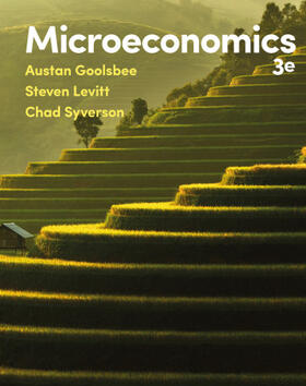 Goolsbee / Levitt / Syverson | Microeconomics | Buch | sack.de