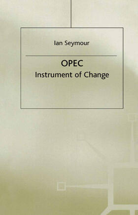 Seymour | OPEC | Buch | sack.de