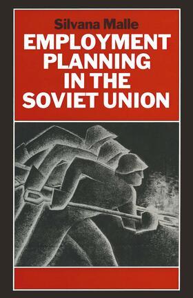 Malle | Employment Planning in the Soviet Union | Buch | sack.de