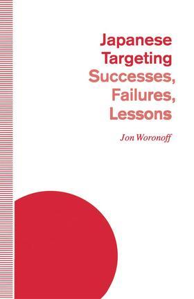 Woronoff | Japanese Targeting | Buch | sack.de