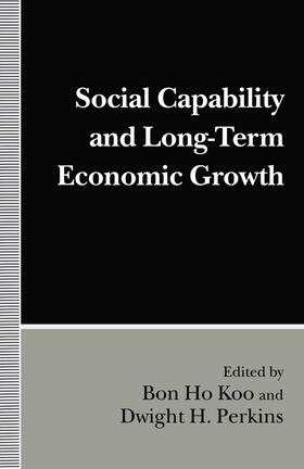 Koo / Perkins | Social Capability and Long-Term Economic Growth | Buch | sack.de