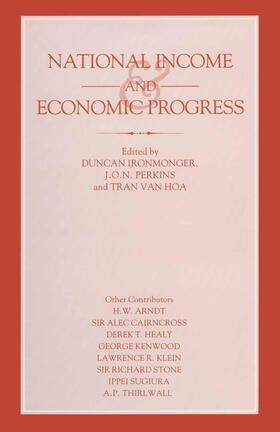 Perkins / Ironmonger / Van Hoa | National Income and Economic Progress | Buch | sack.de