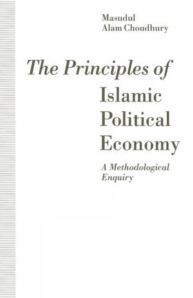 Choudhury | The Principles of Islamic Political Economy | Buch | sack.de