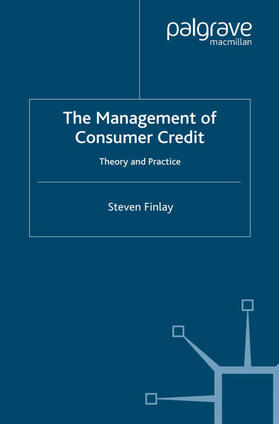 Finlay | The Management of Consumer Credit | Buch | sack.de