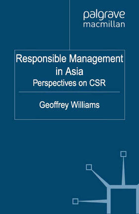 Williams   Responsible Management in Asia   Buch   sack.de