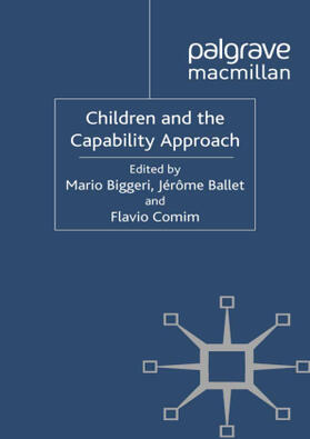 Biggeri / Ballet / Comim | Children and the Capability Approach | Buch | Sack Fachmedien