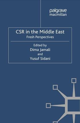 Sidani / Jamali | CSR in the Middle East | Buch | sack.de