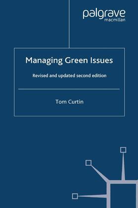 Curtin | Managing Green Issues | Buch | sack.de