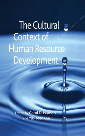 Hansen / Lee | The Cultural Context of Human Resource Development | Buch | sack.de