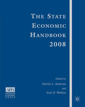 Watkins / Anderson | The State Economic Handbook 2008 Edition | Buch | sack.de