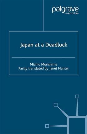 Morishima | Japan at a Deadlock | Buch | sack.de