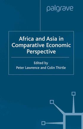 Lawrence / Thirtle | Africa and Asia in Comparative Economic Perspective | Buch | sack.de