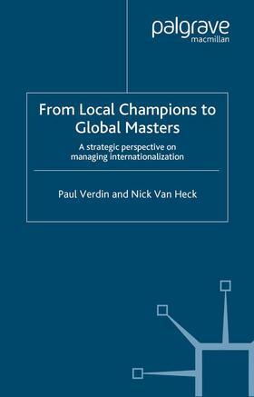 Verdin / Heck / Van Heck | From Local Champions To Global Masters | Buch | sack.de