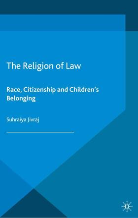 Jivraj | The Religion of Law | Buch | sack.de