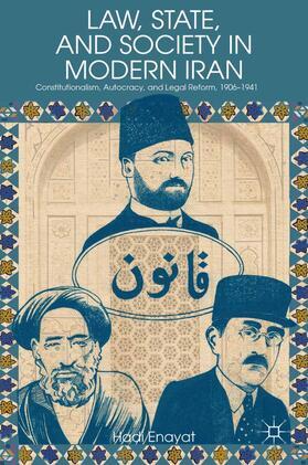 Enayat   Law, State, and Society in Modern Iran   Buch   sack.de
