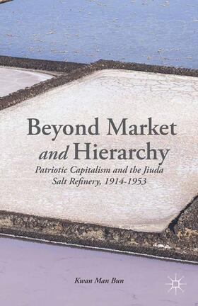 Man-Bun / Kwan | Beyond Market and Hierarchy | Buch | sack.de