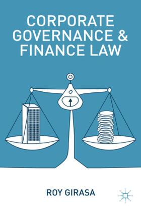 Girasa | Corporate Governance and Finance Law | Buch | sack.de