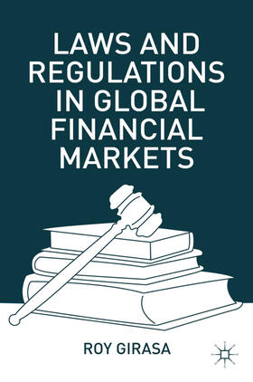 Girasa | Laws and Regulations in Global Financial Markets | Buch | sack.de