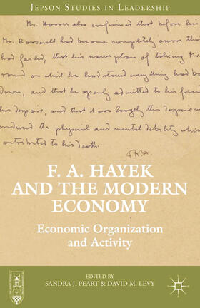 Levy / Peart | F. A. Hayek and the Modern Economy | Buch | sack.de