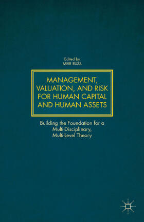 Russ | Management, Valuation, and Risk for Human Capital and Human Assets | Buch | sack.de