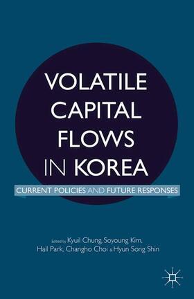 Chung / Kim / Shin | Volatile Capital Flows in Korea | Buch | sack.de