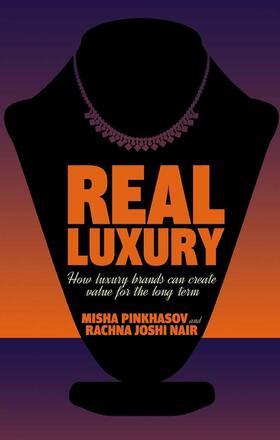 Pinkhasov / Nair   Real Luxury   Buch   sack.de