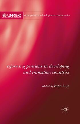 Hujo | Reforming Pensions in Developing and Transition Countries | Buch | sack.de