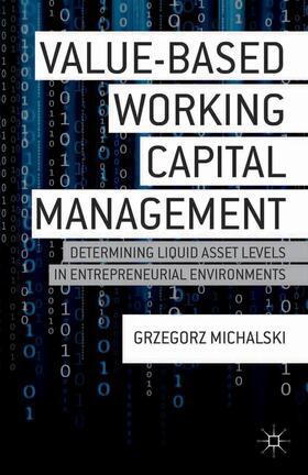 Michalski   Value-Based Working Capital Management   Buch   sack.de