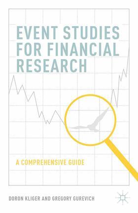 Kliger / Gurevich   Event Studies for Financial Research   Buch   sack.de