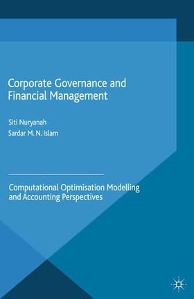 Nuryanah / Islam | Corporate Governance and Financial Management | Buch | sack.de