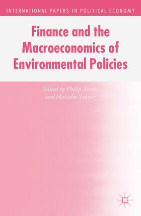 Arestis / Sawyer | Finance and the Macroeconomics of Environmental Policies | Buch | sack.de