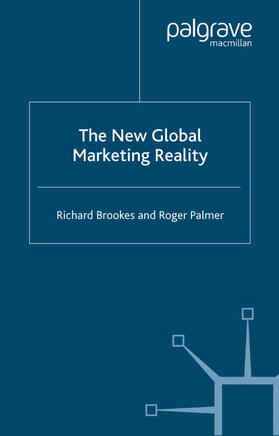 Brookes / Palmer | The New Global Marketing Reality | Buch | sack.de