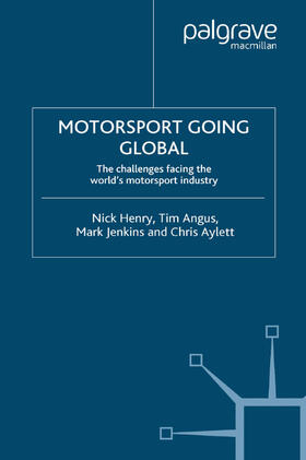 Henry / Angus / Jenkins | Motorsport Going Global | Buch | sack.de