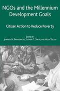 Brinkerhoff / Smith / Teegen |  NGOs and the Millennium Development Goals | Buch |  Sack Fachmedien