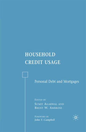 Agarwal / Ambrose | Household Credit Usage | Buch | sack.de