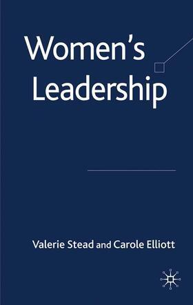 Stead / Elliott   Women's Leadership   Buch   sack.de