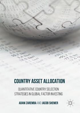 Zaremba / Shemer | Country Asset Allocation | Buch | sack.de