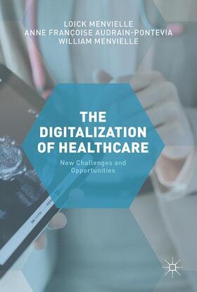Menvielle / Menvielle / Audrain-Pontevia | The Digitization of Healthcare | Buch | sack.de