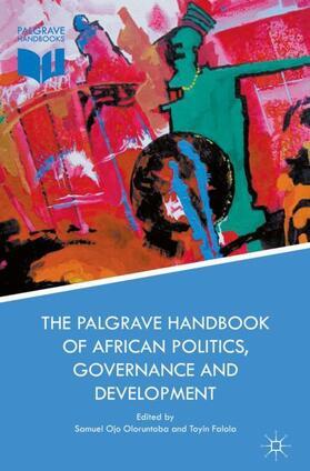 Oloruntoba / Falola   The Palgrave Handbook of African Politics, Governance and Development   Buch   sack.de