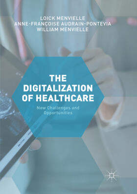 Menvielle / Menvielle / Audrain-Pontevia   The Digitization of Healthcare   Buch   sack.de