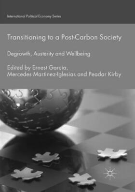Garcia / Martinez-Iglesias / Kirby | Transitioning to a Post-Carbon Society | Buch | Sack Fachmedien