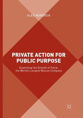 Murdock   Private Action for Public Purpose   Buch   sack.de