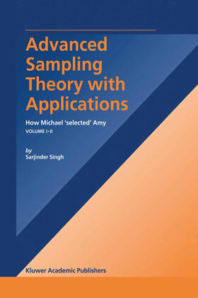 Singh | Advanced Sampling Theory with Applications | Buch | sack.de