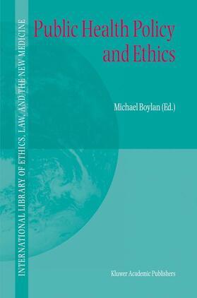 Boylan | Public Health Policy and Ethics | Buch | sack.de