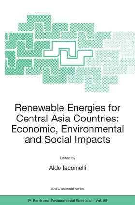 Iacomelli   Renewable Energies for Central Asia Countries   Buch   sack.de