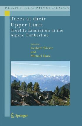 Wieser / Tausz | Trees at their Upper Limit | Buch | Sack Fachmedien