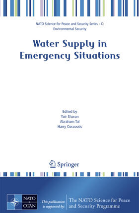 Sharan / Tal / Coccossis | Water Supply in Emergency Situations | Buch | sack.de