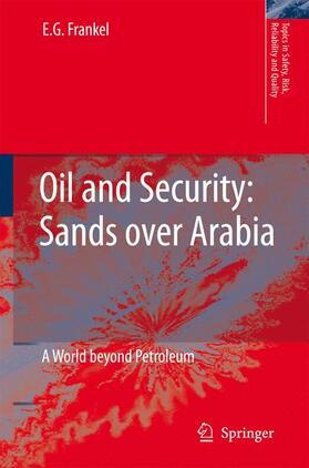 Frankel | Oil and Security | Buch | sack.de