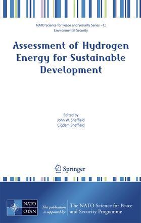 Sheffield / Sheffield | Assessment of Hydrogen Energy for Sustainable Development | Buch | sack.de