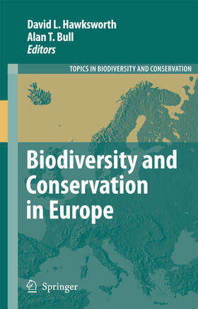 Hawksworth / Bull | Biodiversity and Conservation in Europe | Buch | sack.de